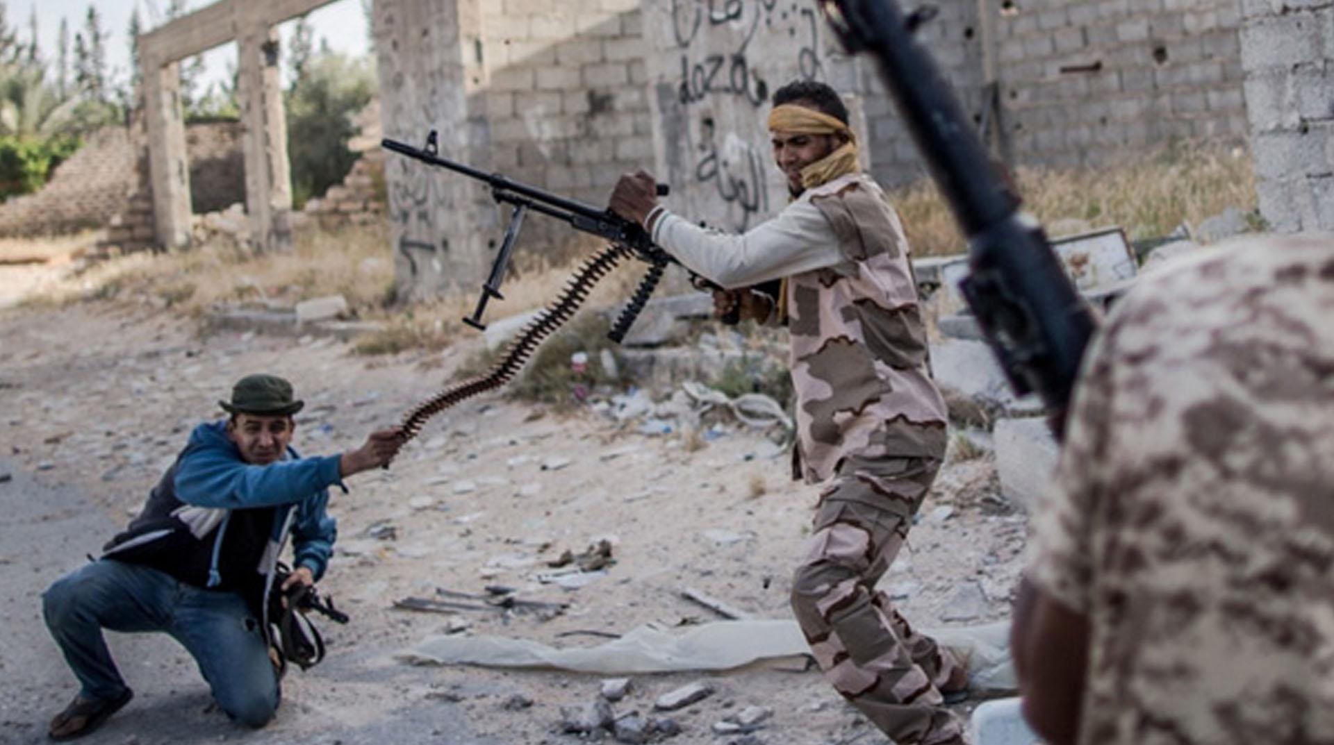 Libya'da ateşkes ilan edildi ancak çatışmalar durmadı