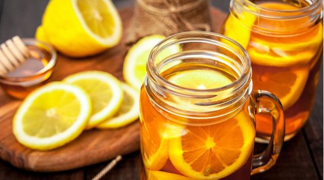 Grip ve boğaz ağrısına iyi gelen besinler