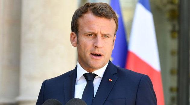 Macron: ABD Patriot vermediyse Türkiye, Avrupa'dan NATO'ya uyumlu füze alabilirdi. Ama Rusya'yı tercih ettiler