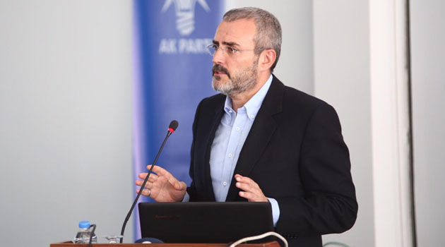 Mahir Ünal: AK Parti'nin gündeminde erken seçim yok
