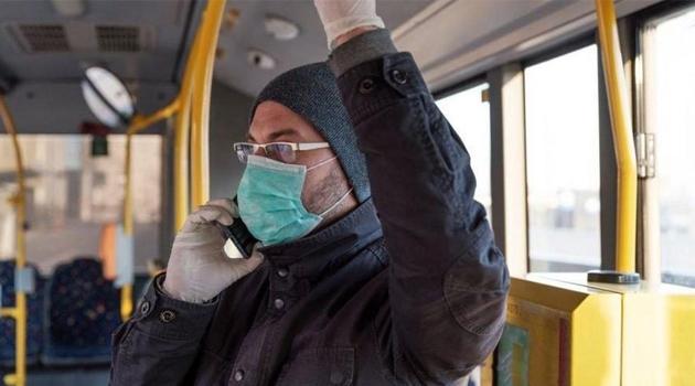 Samsun'da maske takmak zorunlu oldu