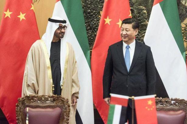 Çin soykırımına BAE'den destek!
