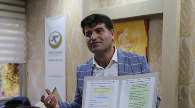 HDP'nin eski Batman Milletvekili Mehmet Ali Aslan partisinden istifa etti