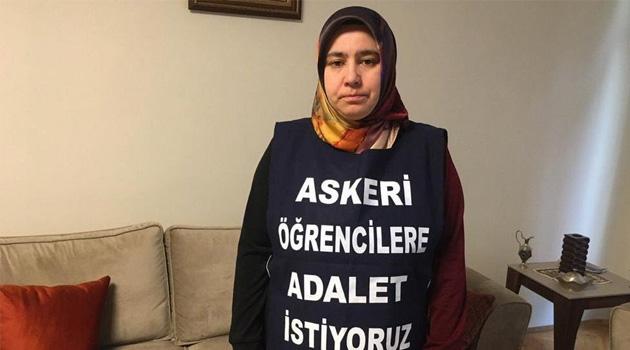 Harbiyeli Annesi Melek Çetinkaya Gözaltına Alındı