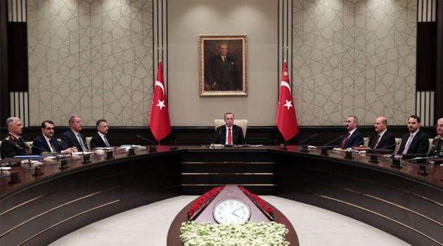 MGK: Barış Pınarı Harekatı amaca ulaşana kadar devam edecek