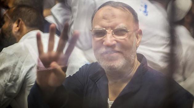 Mısır'dan acı haber! Müslüman Kardeşler'in tutuklu lideri vefat etti
