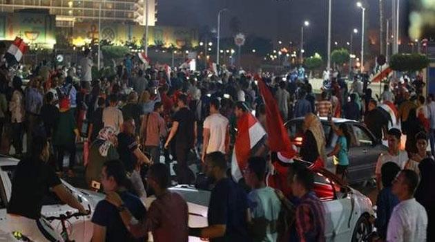 Mısır'da gözaltı sayısı 300'ü aştı