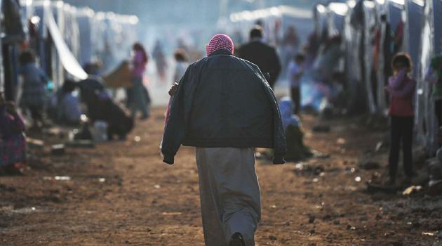 """Almanya'nın Yunanistan'daki mülteci kamplarına ilişkin raporunda """"durum felaket"""" yorumu"""