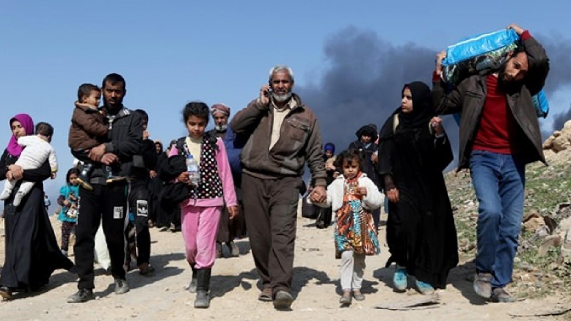 400 Suriyeli İdlib'e Gönderildi