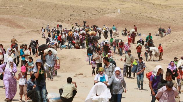 BM: Son üç günde İdlib'de çatışmalardan kaçanların sayısı 140 bini geçti