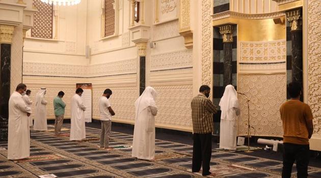 Mekke'de 3 ay sonra ilk namaz