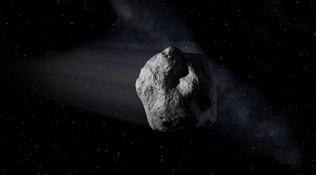 NASA: 190 metre çapında asteroit Dünya'ya yaklaşıyor