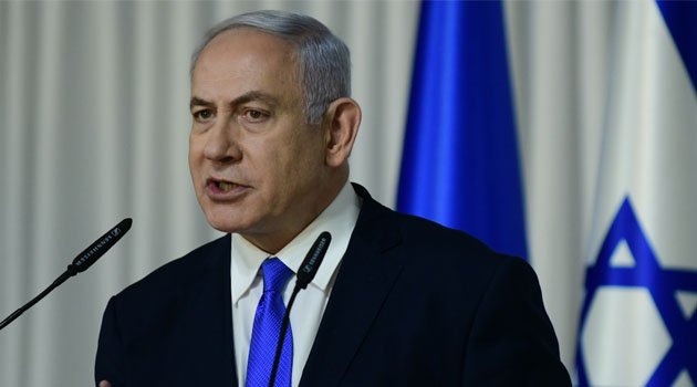 Siyonist Netanyahu İşgale Doymuyor!
