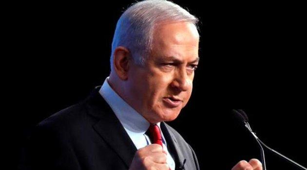 İsrail'de Netanyahu'ya roketli saldırı alarmı: Sığınağa götürüldü