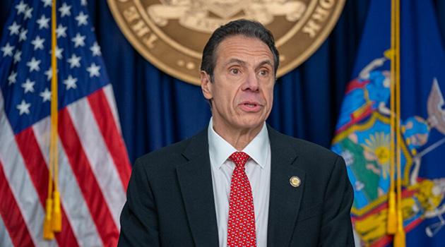 New York Valisi: Ölü sayısında bir gün içindeki en büyük artışı gördük