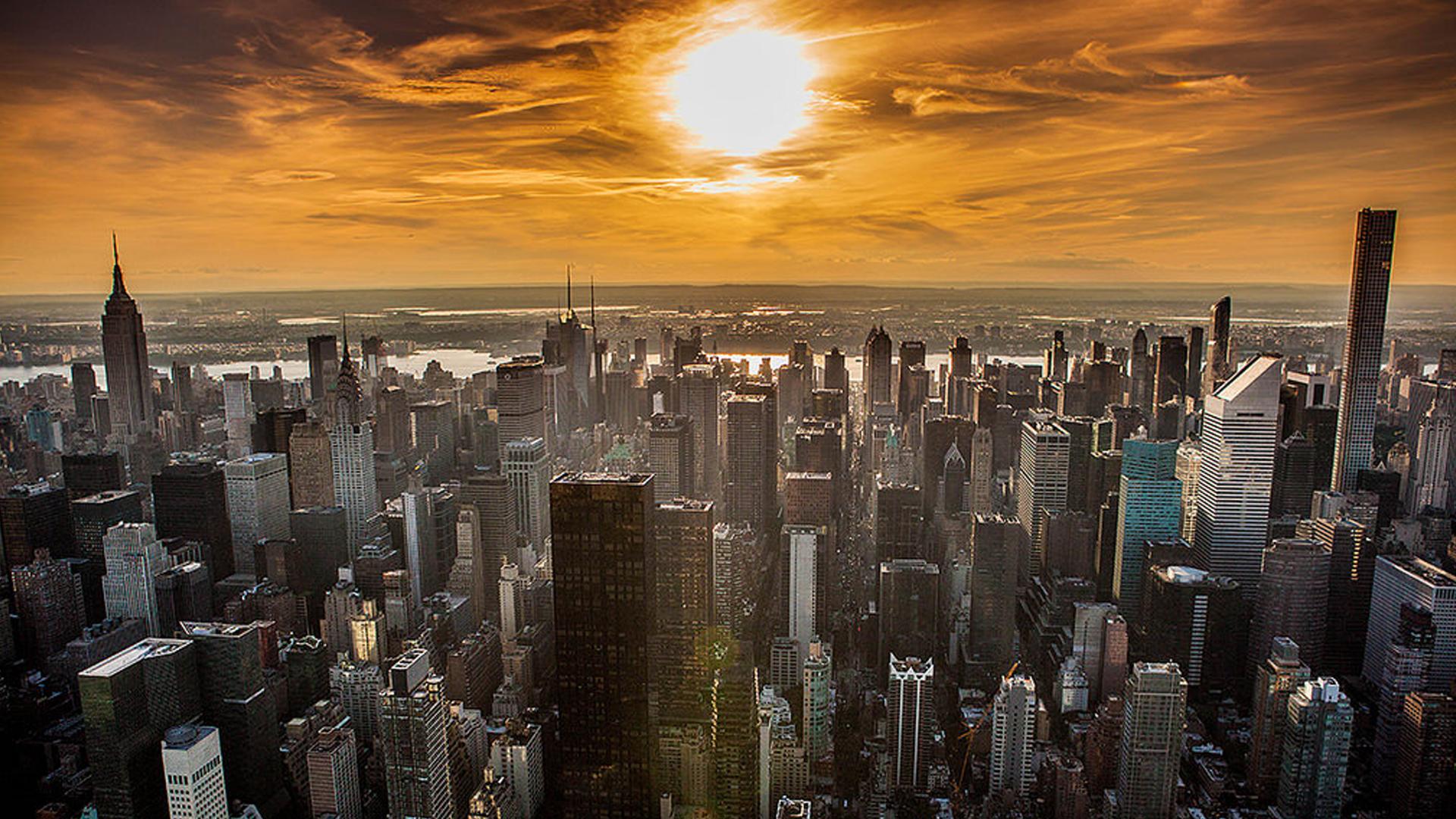 New York'ta aşırı sıcak nedeniyle acil durum ilan edildi