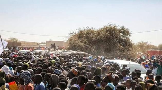 Nijer'de yardım dağıtımı katliama döndü: 20 ölü
