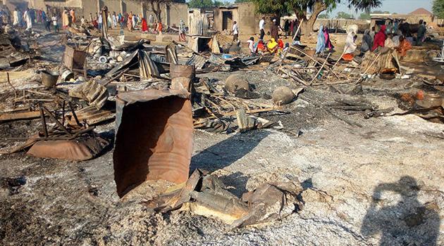 Nijerya'da Boko Haram saldırısı: 13 ölü