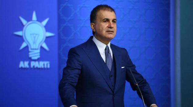 AKP Sözcüsü Ömer Çelik'ten İlker Başbuğ'a yanıt: Suç duyurusunda bulunacağız