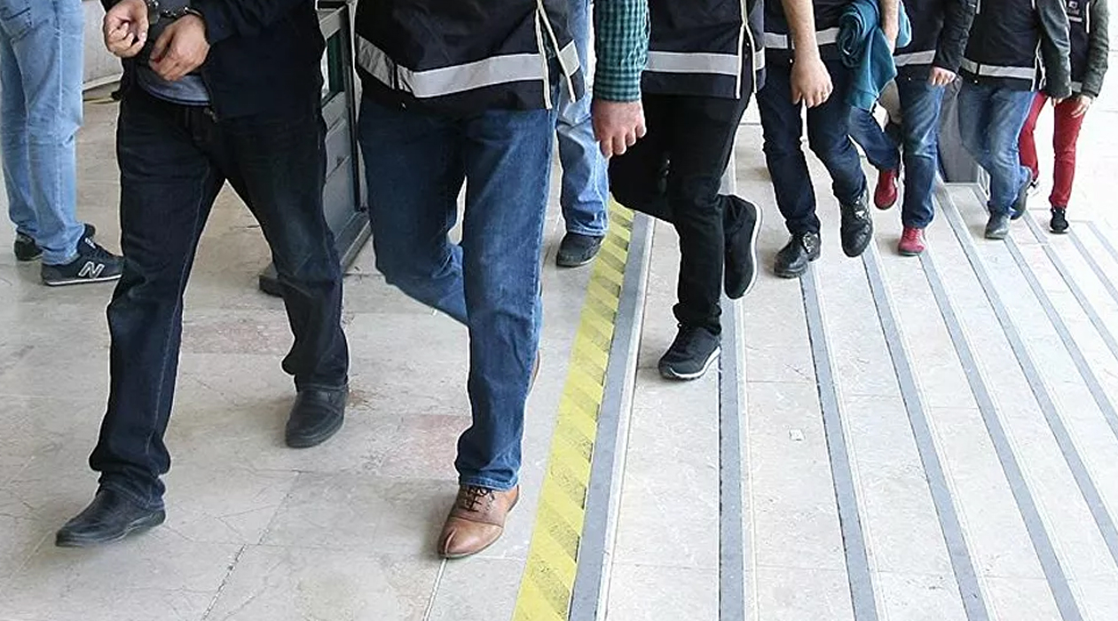 İzmir merkezli 56 ilde operasyon: 167 gözaltı kararı