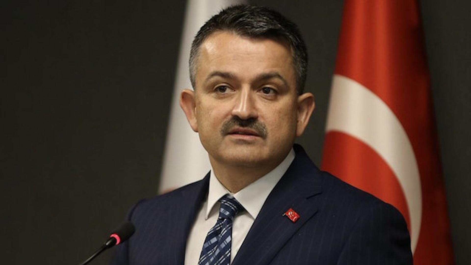 Pakdemirli: Türkiye, tarım alanında Avrupa'nın birinci ülkesi