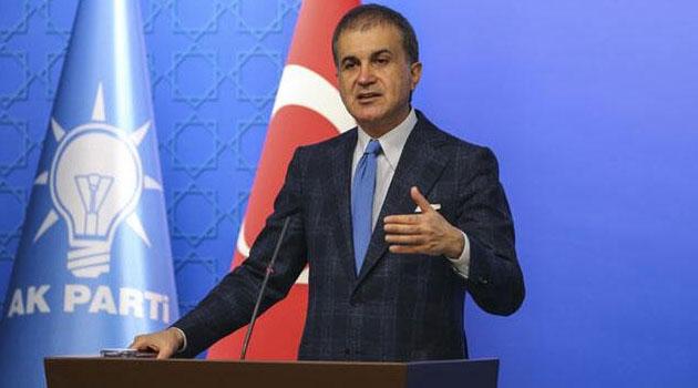 AK Parti Sözcüsü Çelik: Her türlü kriz senaryosunu boşa çıkaracağız
