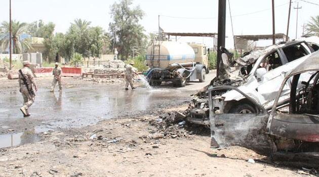 Kerbela'da patlama: Ölü ve yaralılar var