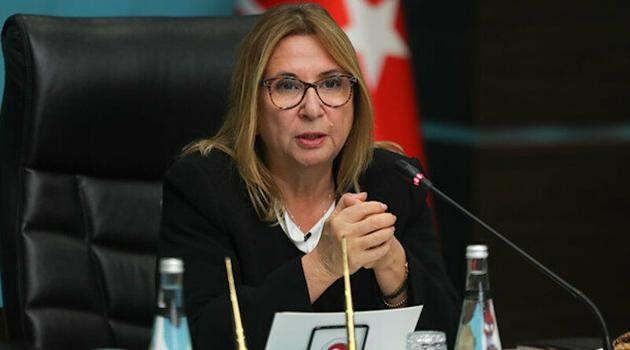 Bakan Pekcan: Mevcut swap anlaşmalarını büyütmeye çalışıyoruz