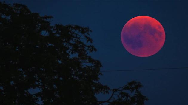 'Pembe Süper Ay' bu hafta gökyüzünü aydınlatacak