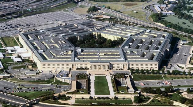 Pentagon'da koronavirüs vaka sayısı 415'e yükseldi