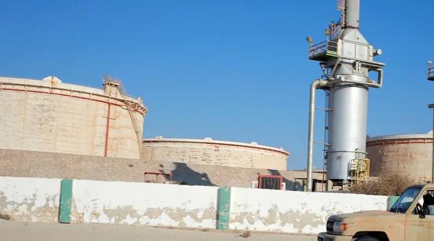 Hafter'in kontrolündeki limanlarda petrol ihracatı durduruldu