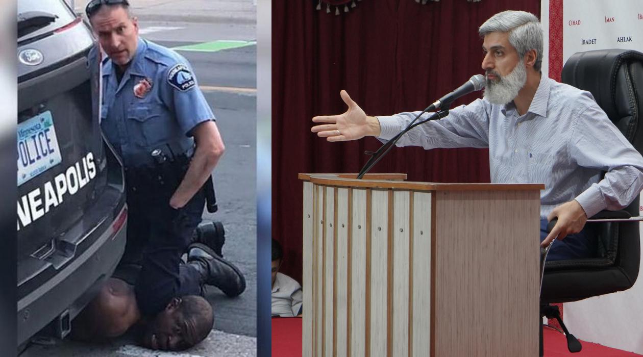 Alparslan Hoca'dan ABD'de bir siyahinin öldürülmesiyle başlayan protestolar hakkında değerlendirme
