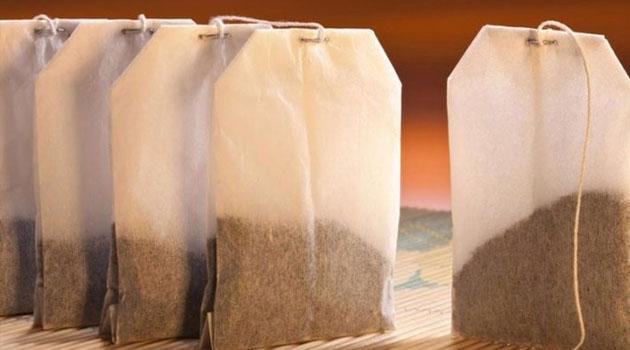Bilim insanları, poşet çaylar konusunda uyardı