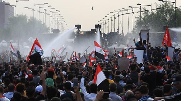 BM raporunu açıkladı: Irak'taki eylemlerde 254 gösterici öldü