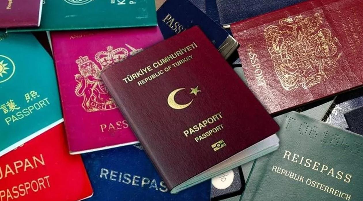 2020 yılının en güçlü pasaportları belli oldu