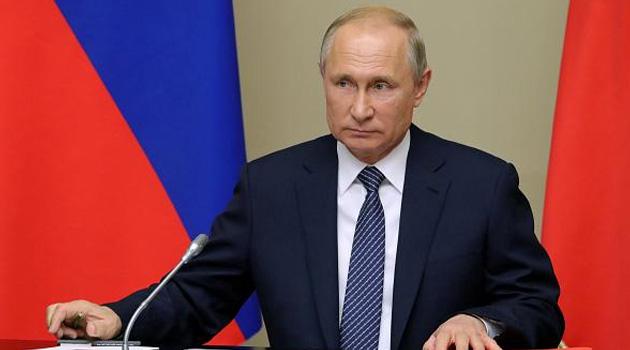 Putin: İktidarda olduğum sürece eşcinsel evlilik yasallaşmayacak
