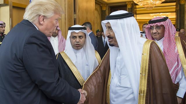 Suudi Arabistan'dan ABD kuvvetlerine giriş onayı