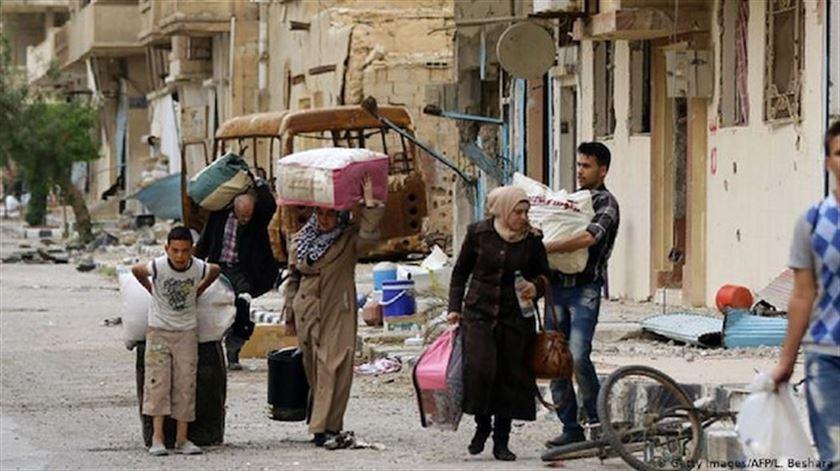 BM: 94 bin Suriyeli evlerine döndü