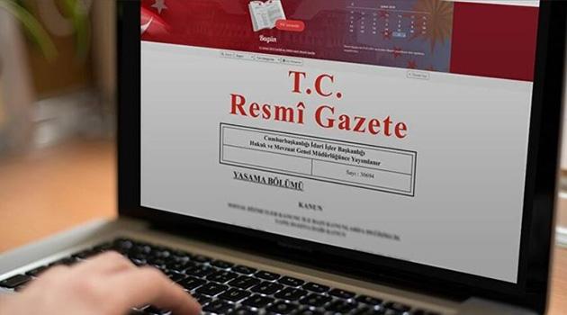 Koronavirüsle mücadeleyi düzenleyen kanun Resmi Gazete'de yayımlandı
