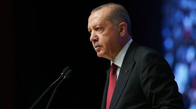 Erdoğan: Son dönemde MİT'in hedef alınması tesadüfi değildir