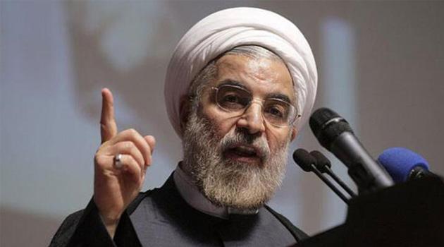 Ruhani: ABD Süleymani'yi öldürerek en ağır suçu işledi, sonuçlarını görecekler