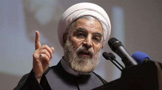 İran Cumhurbaşkanı Ruhani: ABD yaptırımlarının üstesinden gelebiliriz