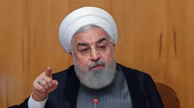 Ruhani: ABD'nin bölgedeki askeri varlığı gerilimi artırmıştır