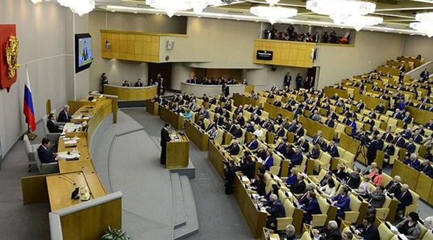 Rusya parlamentosu yeni anayasa değişikliğini kabul etti