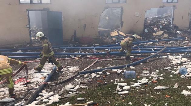 Sakarya'daki patlamaya ilişkin 3 kişi hakkında gözaltı kararı