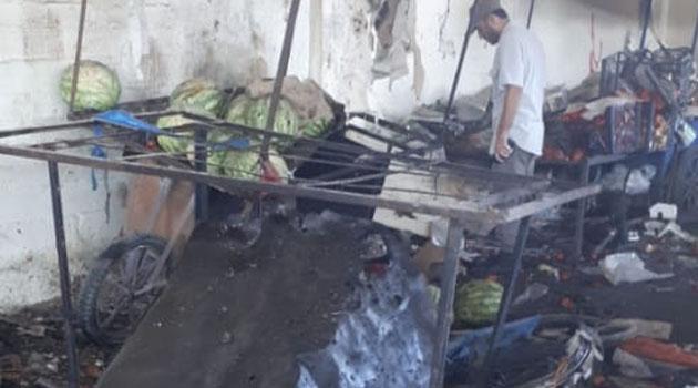 Milli Savunma Bakanlığı: İnsanlık düşmanı teröristler Rasulayn'daki pazar yerinde EYP patlatarak 5 masum sivili katletti