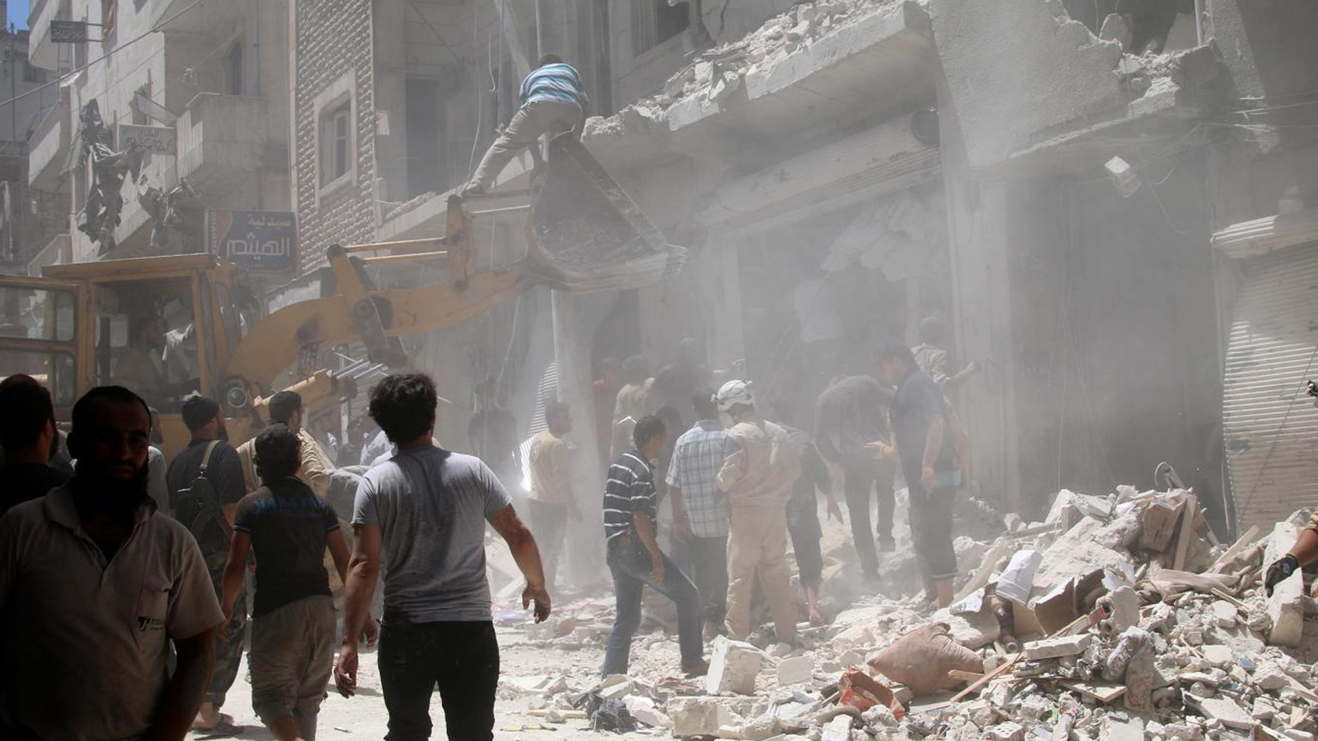 Rusya, İdlib'e bomba yağdırdı: 9 sivil ölü, 10 yaralı