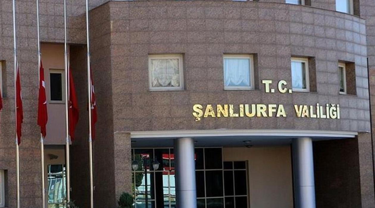 Şanlıurfa'da toplantı ve yürüyüşler 30 gün süreyle yasaklandı