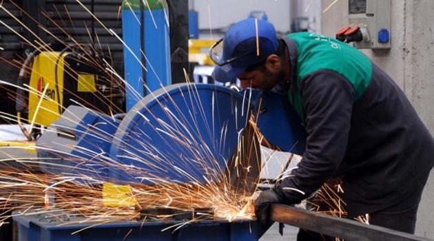 Aralık 2019'da sanayi üretimi yüzde 8,6 arttı