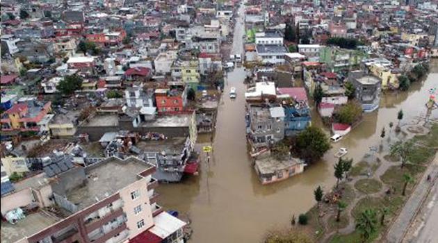 Meteoroloji'den Adana ve Mersin için yağış uyarısı